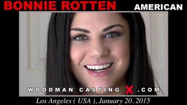 WoodmanCastingx.com- Bonnie Rotten casting X