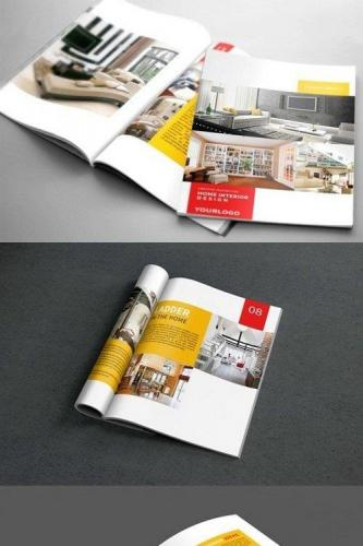Business Interior Brochure