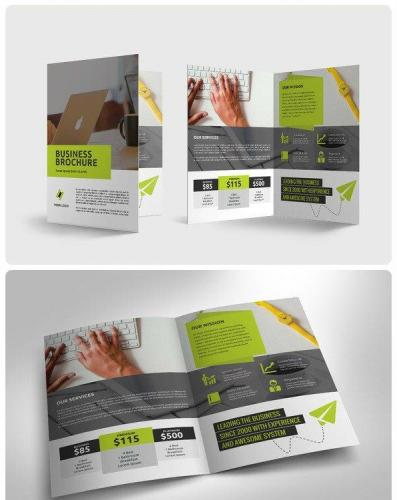 Business Brochure 660535