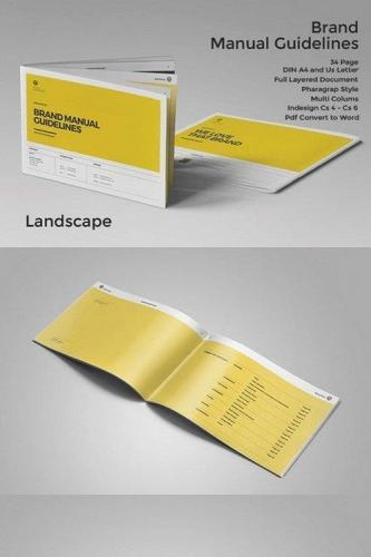 Brand Manual Landscape 657467