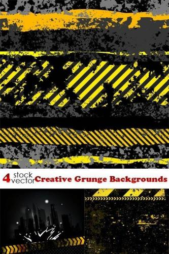 Creative Grunge Backgrounds