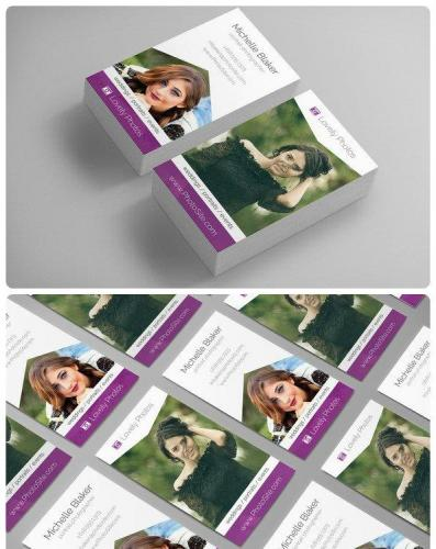 Photographer Business Card 661723
