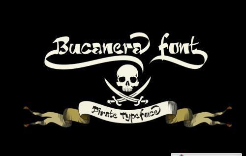 Bucanera Font