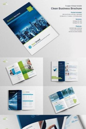 Business Brochure Vol.1