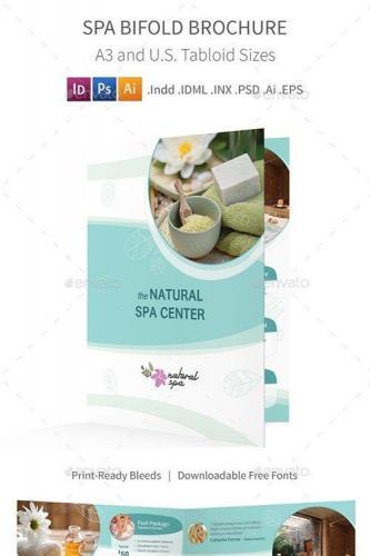 Spa Bifold - Halffold Brochure