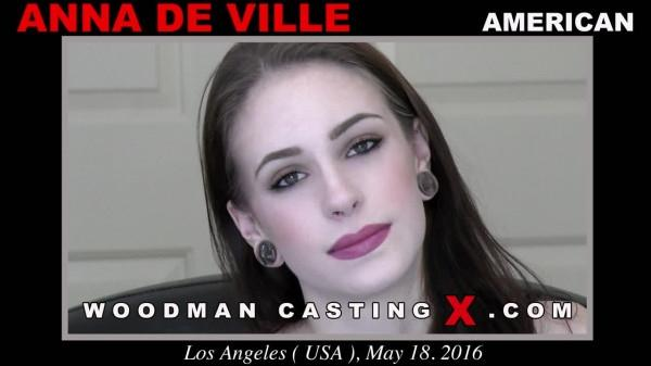 WoodmanCastingx.com- Anna De Ville casting X