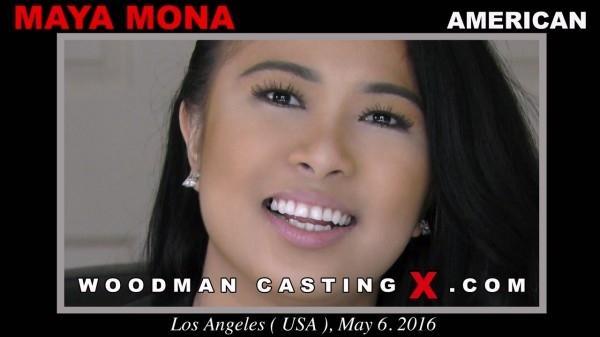 WoodmanCastingx.com- Maya Mona casting X