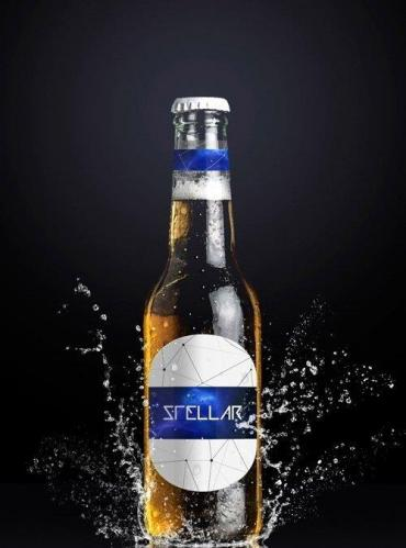 Beer Bottle Mockup 01