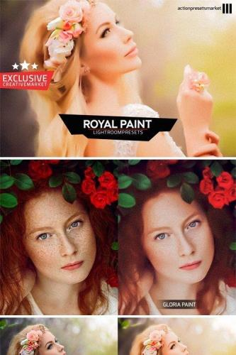 Royal Paint Lightroom Presets