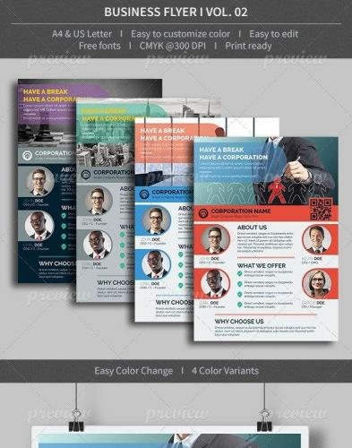 Business Flyer Volume-02