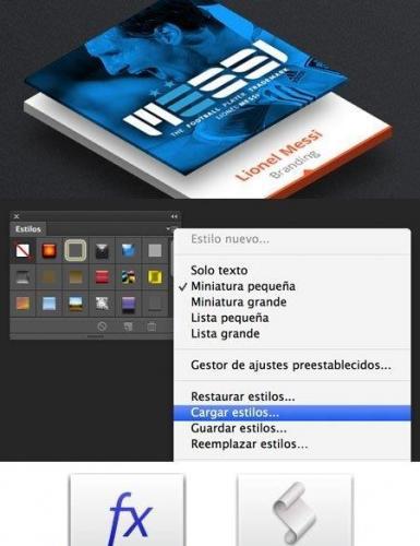 Isometric Mock-up Photoshop Action