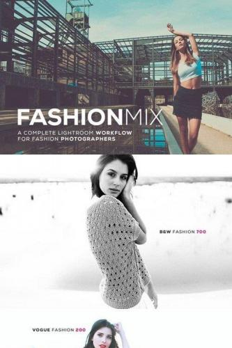 FashionMix Lightroom Presets