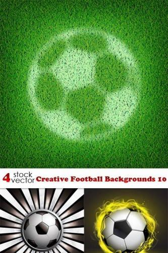 Creative Football Backgrounds