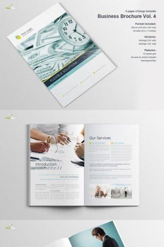 Business Brochure Vol. 4