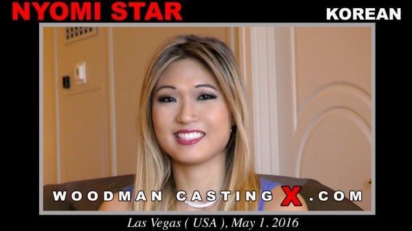 WoodmanCastingx.com- Nyomi Star casting X