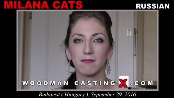 WoodmanCastingx.com- Milana Cats casting X