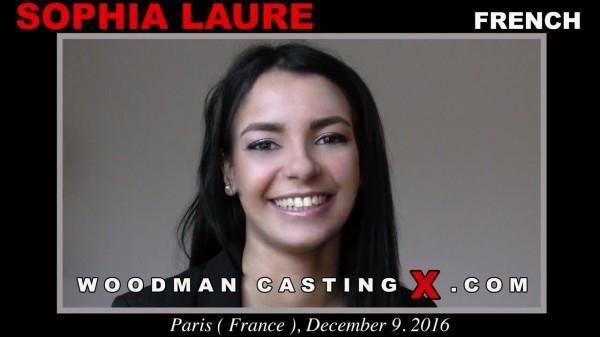 WoodmanCastingx.com- Sophia Laure casting X